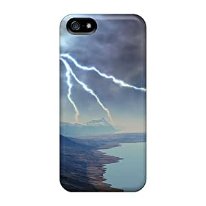 New Arrival Lightning To The Mountain Peaks / For SamSung Note 2 Phone Case Cover For SamSung Note 2 Phone Case Cover