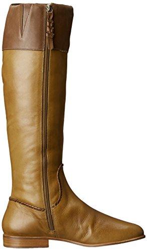 Jack Rogers Womens Mercer Ii Riding Boot Oak