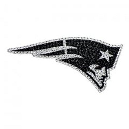 Team ProMark NFL New England Patriots Bling Emblem, 6.25-inches
