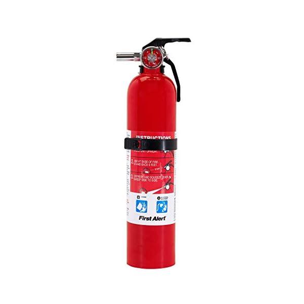 First Alert Extinguishers