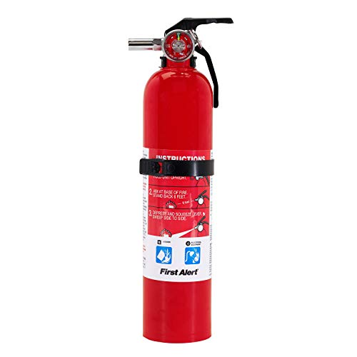 First Alert Fire Extinguisher | Garage Fire Extinguisher