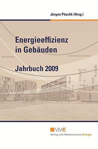Energieeffizienz in Gebäuden - Jahrbuch 2009