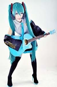 Mick Miku! Auriculares Hatsune Miku puerro conjunto de herramienta de 5 adornos para el pelo cosplay vocaloid Bokaroguzzu (jap?n importaci?n)