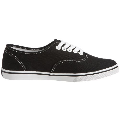 Vans Unisex Authentic (tm) Lo Pro Sneaker Schwarz / True White