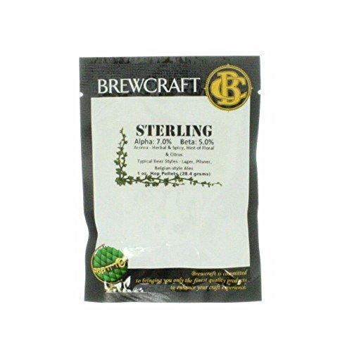 HopUnion Rite Brew - Sterling Pellet Hops - 1 oz.