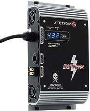 Carregador de Baterias Bivolt CHV 3000 Preto Stetsom