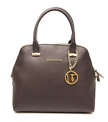 Trussardi Jeans Levanto Handbag dark brown