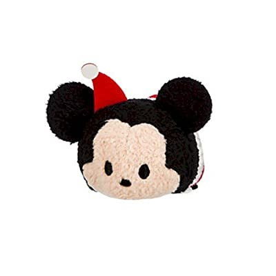 Disney Mickey Mouse Tsum Tsum Plush Holiday Mini Toy