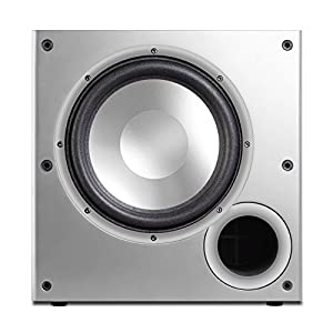 Polk Audio PSW10 10-Inch Powered Subwoofer (Single, Black)
