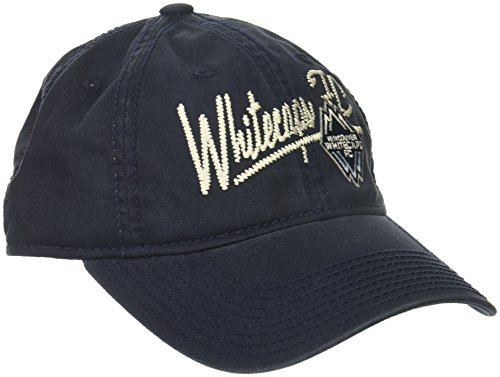 (adidas Adult Women's Adjustable Slouch w/Script Logo, Navy, One Size)