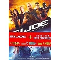 G.I. Joe Retaliation/Star Trek into darkness