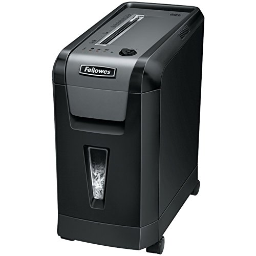 Fellowes Powershred 69Cb 10-Sheet Cross-Cut Paper and Cre...