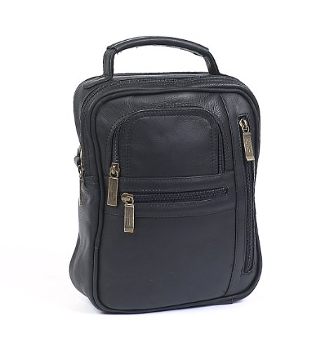 claire-chase-medium-man-bag-black-one-size