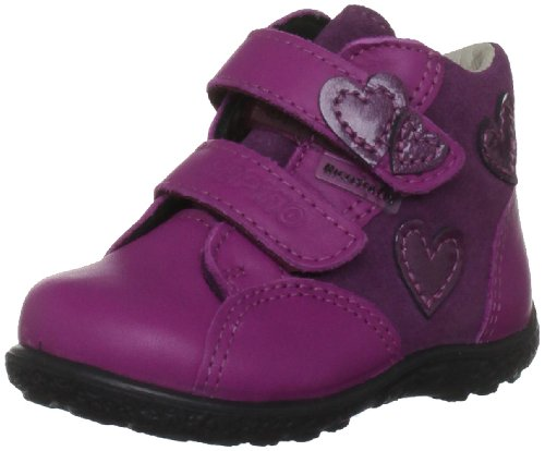 Big M Shoe Girls' Abby Casual Leather Pink Ricosta Enigma 4RnHqOq