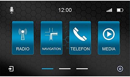 Dynavin N7-DCX Pro 10,2 Navigationsger/ät f/ür FIAT Ducato Citro/ën Jumper und Peugeot Boxer //// inkl Tuner DAB