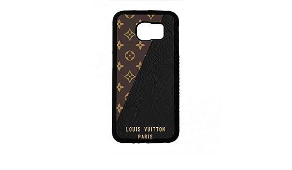 Samsung Galaxy S6 Teléfono Caja protectora, LV Louis and Vuitton Teléfono Móvil, LV Louis and Vuitton Paris nuevo schützend móvil: Amazon.es: Electrónica