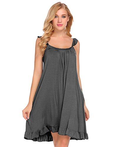 Modal Nightgown - 6