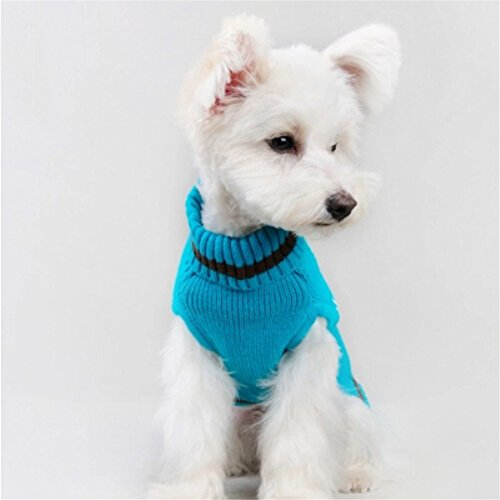NACOCO-Pet-Clothes-the-Owl-Pet-Sweater-the-Cat-Dog-Sweater-Jacket-Dog-Apparel-Small