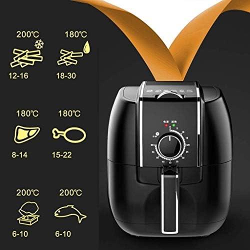 Full-automatique multi-fonction sans huile électrique intelligent Fried Chicken Wings et frites machine DDLS