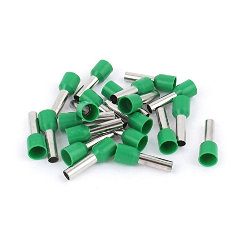 20 x Wire Crimp Connector Terminal Insulated Ferrule: Electronics