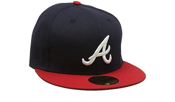 A NEW ERA Era 5950 Tsf Atlanta Braves Hm Gorra e1747738c55