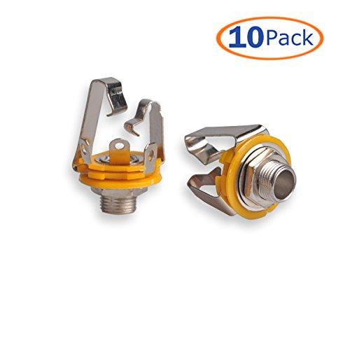 Quarter Inch Stereo Jack - 8