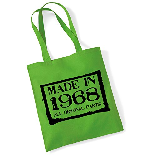 Shopper Printed Cotton Tote 1968 For Appgrn in Bags Made Women Bag Gifts 8wq1xC8