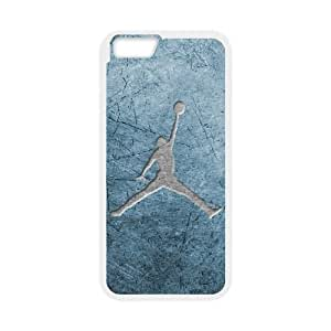 iphone6 4.7 inch phone cases White Jordanlogo AH449627