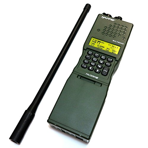 AEG Airsoft Wargame Tactical Gear Z Tactical Z020 AN/PRC-152 Radio Case Olive Drab OD Dummy Model Kit