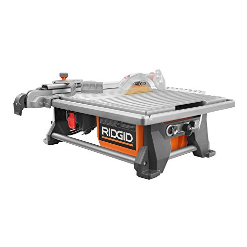 Buy ridgid 7 portable tile saw