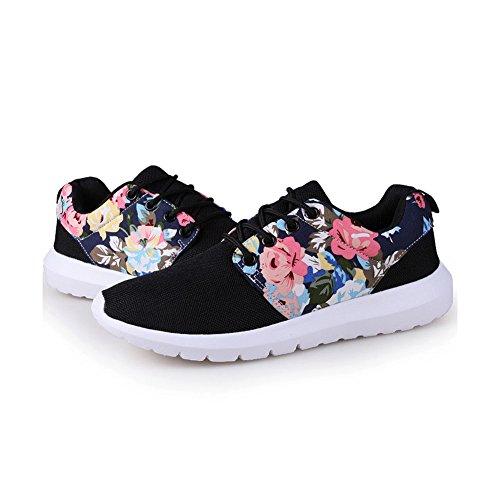 Sneakers tempo terra Mesh casual studente corsa il da per per C Comfort da SHINIK donnaTulle da Scarpe libero Scarpe Summer femminili traspirante da piatte Scarpe gvOzaXF