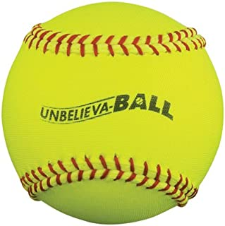BSN MacGregor Unbelievaball Softball, Jaune, 27,9 cm (Une Douzaine) 9 cm (Une Douzaine) Sport Supply Group Inc. 1300949
