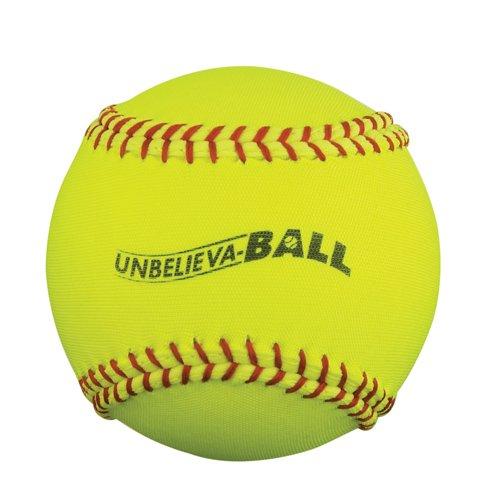 MacGregor Unbelievaball Softball, Yellow, 11-inch (One Dozen) 1300949