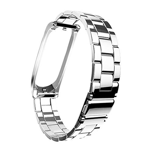 Amazon.com : degasAdG Smart Sport Watch Stainless Steel ...
