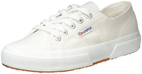 Superga 2750 Cotu Classic, Baskets mixte adulte Blanc - Weiß (White 901)