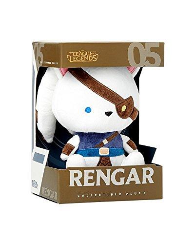 League Collectible - League of Legends Official Collectible Plush, Rengar