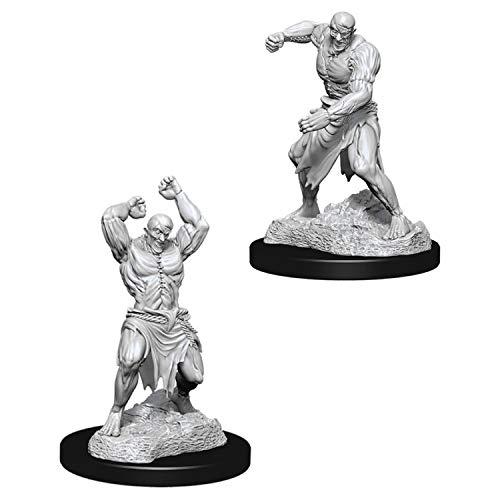 Golem Miniatures - Dungeons & Dragons Nolzur`s Marvelous Unpainted Miniatures: Flesh Golem