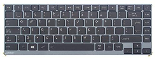 CHNASAWE Laptop US Backlit Keyboard for Toshiba Portege Z835-P330 Z835-P360 Z835-P370 Z835-P372 Z835-ST6N02 Z835-ST6N03 Z835-ST8305 (Portege Toshiba Keyboard)