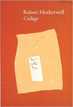 Book Robert Motherwell: Collages