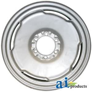 Small Center Ford 8N C5NN1015A All States Ag Parts Parts A.S.A.P 3 x 19 Front Rim