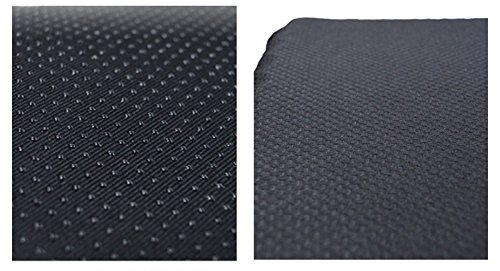 MQYH@ Gel Seat Cushion Breathable Cooling Pad for Car, Office Chair, Wheelchair, Pressure Sore Relief - Gel Comfort, Prevents Sweaty Bottom, Durable, Portable Seat Cushion with Washable Cover by MQYH@ (Image #7)