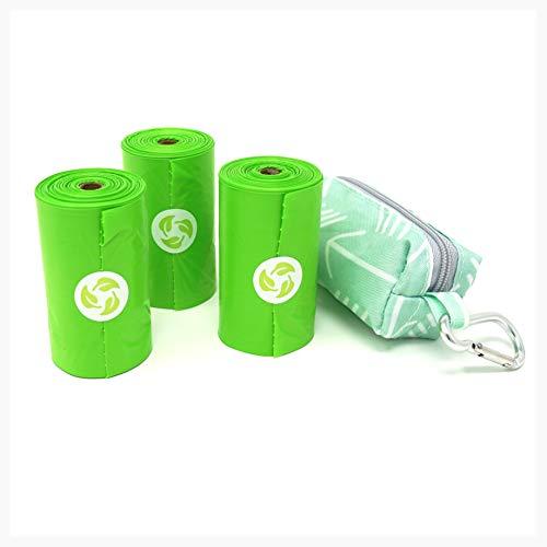 Earth Friendly Diaper Baggy Dispenser (Mint ()