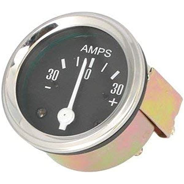 [QMVU_8575]  Amazon.com: All States Ag Parts Parts A.S.A.P. Amp Meter Gauge Ford 700 8N  900 NAA 2N 9N 800 600 A0NN10670A: Garden & Outdoor | Induction Amp Meter Wiring Diagram Ford |  | Amazon.com