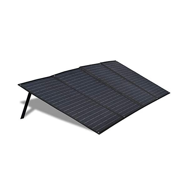 41zqGzrkRzL XINPUGUANG 200W (50Wx4pcs) 20V faltbares Solarpanel-Ladegerät MonoCrystalline Silicon Optional für Camper Zelt Wohnmobil…