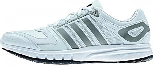adidas Homme Running Route et Chemin Mens Sneakers Galaxy Lea Running Sport Shoes Fitness Trainers White Size 15 New M21899