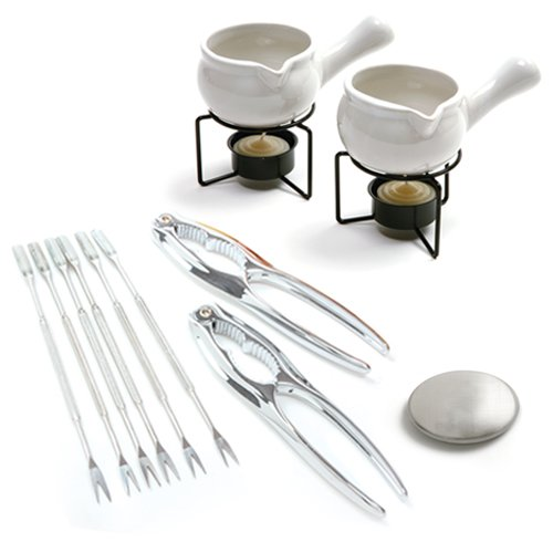 Norpro 10972106508 Seafood Serving Set