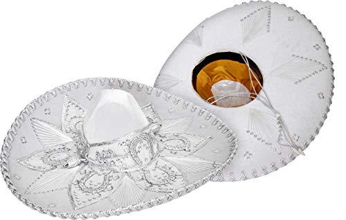 (Mexican Adult Mariachi Sombrero Hat, 5 de Mayo)
