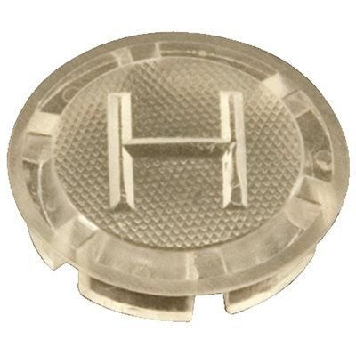 PROPLUS 609542 Acrylic Hot Button For Price Pfister