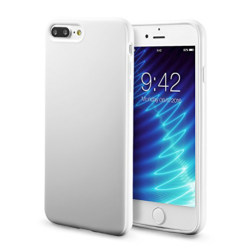 Shockproof Bumper Silicone Case For iphone 7 plus - 8