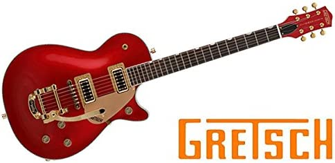 GRETSCH グレッチ エレキギター G5435TG Limited Edition Pro Jet with Bigsby Candy Apple Red